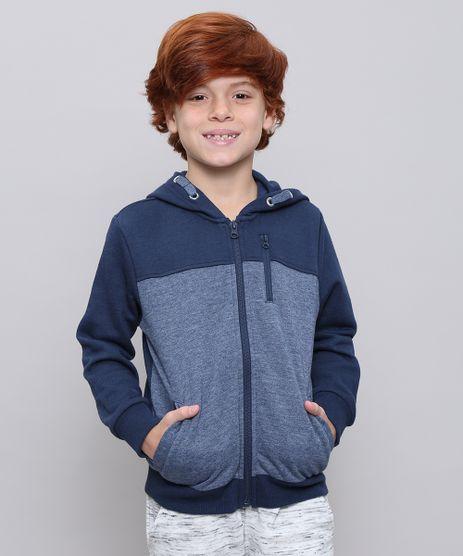 Blusao-Infantil-em-Moletom-com-Bolsos-e-Capuz-Azul-Marinho-9364649-Azul_Marinho_1