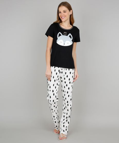 404853aaf14984 Camisolas e Pijamas - Roupa Íntima Feminina | C&A