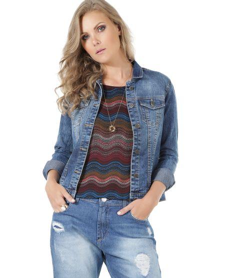 f6eb62d0b Azul Médio em Moda Feminina - Casacos e Jaquetas – ceaoutlet
