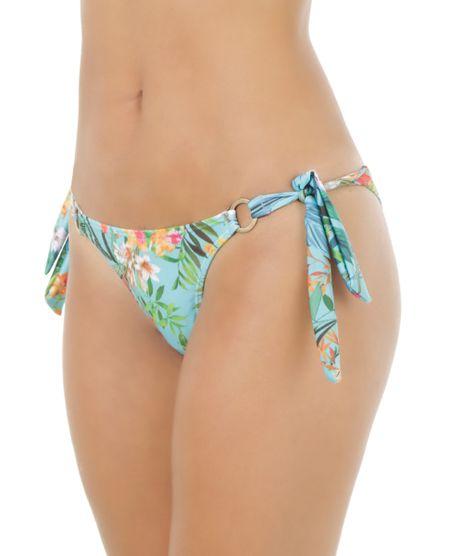 Biquini-Calcinha-Tanga-Estampada-Floral-Verde-Agua-8491522-Verde_Agua_1