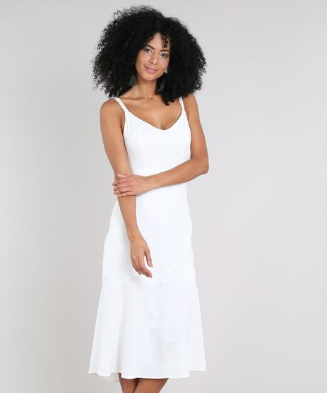 Vestido-Feminino-Midi-Mullet-com-Linho-Alca-Fina-Off-White-9577082-Off_White_1