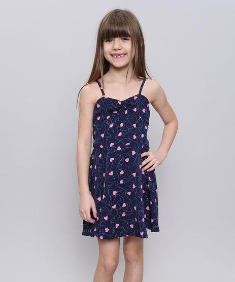 Vestido-Infantil-Estampado-de-Coracoes-com-No-Alca-Fina-Azul-Marinho-9372890-Azul_Marinho_1