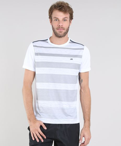 Camiseta-Masculina-Esportiva-Ace-com-Listras-Manga-Curta-Gola-Careca-Branca-9536975-Branco_1