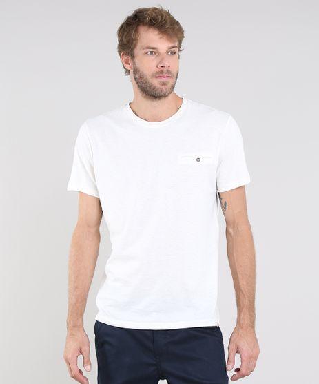 Camiseta-Masculina-Flame-com-Bolso-Manga-Curta-Gola-Careca-Bege-Claro-9524367-Bege_Claro_1