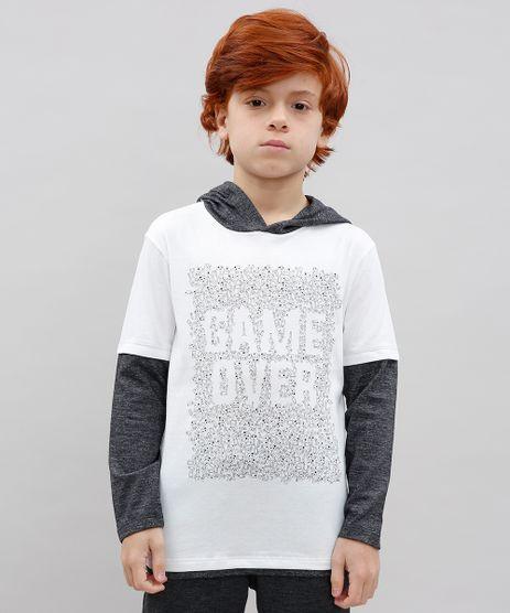 Camiseta-Infantil--Game-Over--com-Capuz-Manga-Longa-Branca-9614093-Branco_1