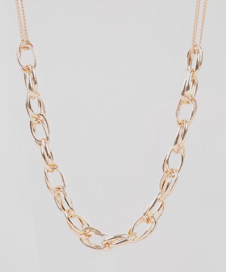 Colar-Feminino-com-Elos--Dourado-9505831-Dourado_1