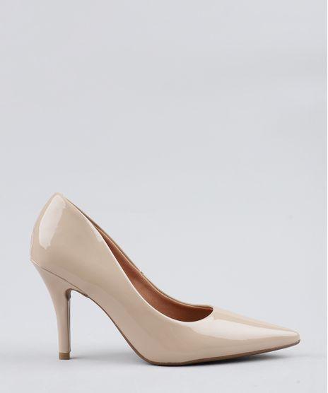 e6a18790d Sapato Scarpin - Várias Cores: Preto, Nude, Vermelho, Rosa | C&A