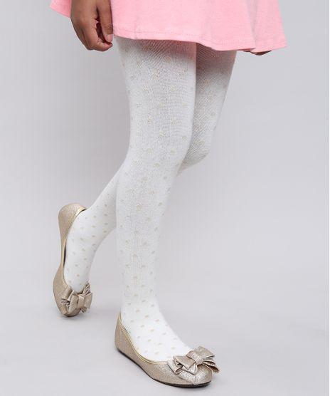 Meia-Calca-Infantil-Lupo-Lobinha-de-Algodao-Estampada-de-Poa-Off-White-9545784-Off_White_1