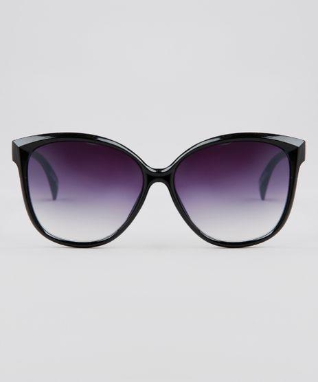 Oculos-de-Sol-Redondo-Feminino-Oneself-Preto-9636167-Preto_1