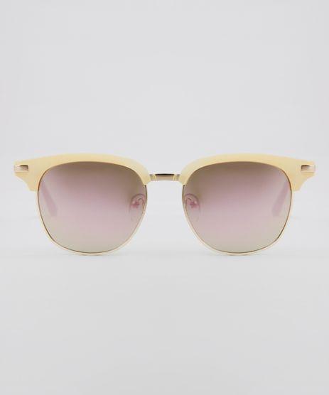 Oculos-de-Sol-Quadrado-Feminino-Oneself-Dourado-9631569-Dourado_1