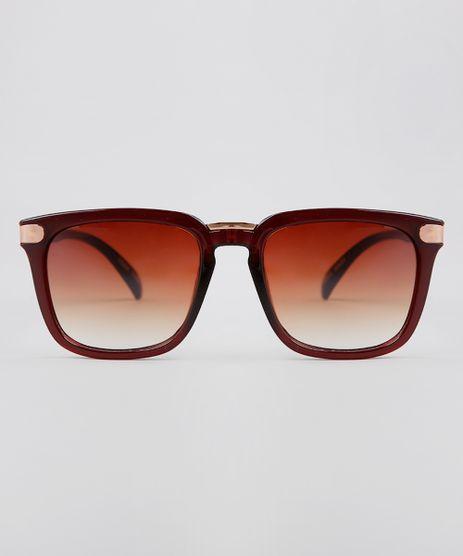 Oculos-de-Sol-Quadrado-Feminino-Oneself-Marrom-9636203-Marrom_1