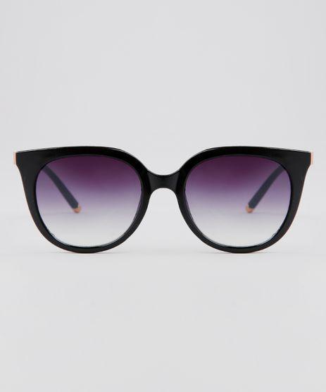 Oculos-de-Sol-Redondo-Feminino-Oneself-Preto-9640255-Preto_1