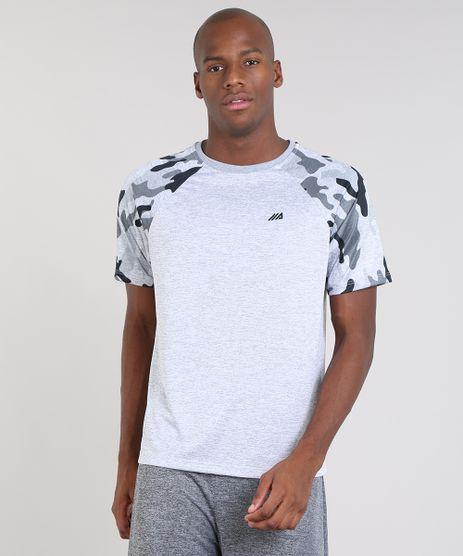 Camiseta-Masculina-Esportiva-Ace-Raglan-Camuflada-Manga-Curta-Gola-Careca-Cinza-Mescla-9526622-Cinza_Mescla_1