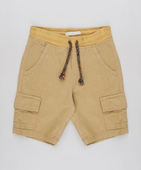 Bermuda-Color-Infantil-Color-Slim-Cargo-Caramelo-9540786-Caramelo_1
