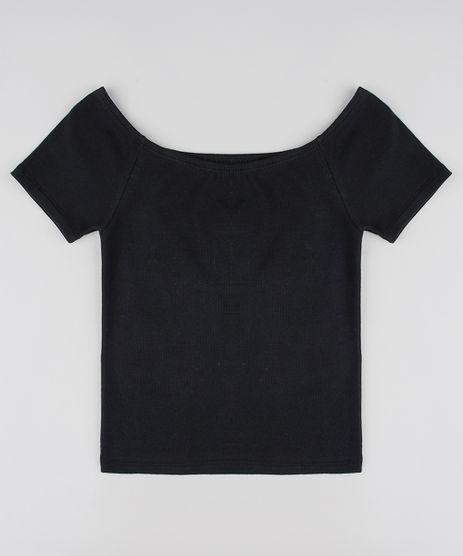 Blusa-Infantil-Cropped-Ombro-a-Ombro-Canelada-Preta-9552409-Preto_1