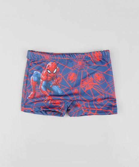 Sunga-Boxer-Infantil-Homem-Aranha-Estampada-Azul-Marinho-9525984-Azul_Marinho_1