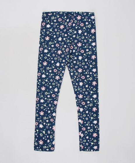 Calca-Legging-Infantil-Estampada-Floral-Azul-Marinho-9615898-Azul_Marinho_1