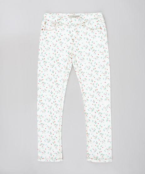 Calca-de-Sarja-Infantil-Jegging-Estampada-Floral-Off-White-9565247-Off_White_1
