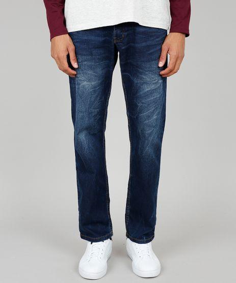 Calca-Jeans-Masculina-Reta-Azul-Escuro-9531396-Azul_Escuro_1