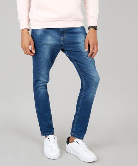 Calca-Jeans-Masculina-Carrot-Azul-Medio-9534152-Azul_Medio_1