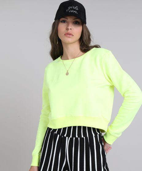 Blusao-Feminino-Cropped-em-Moletom-Amarelo-Neon-9584186-Amarelo_Neon_1