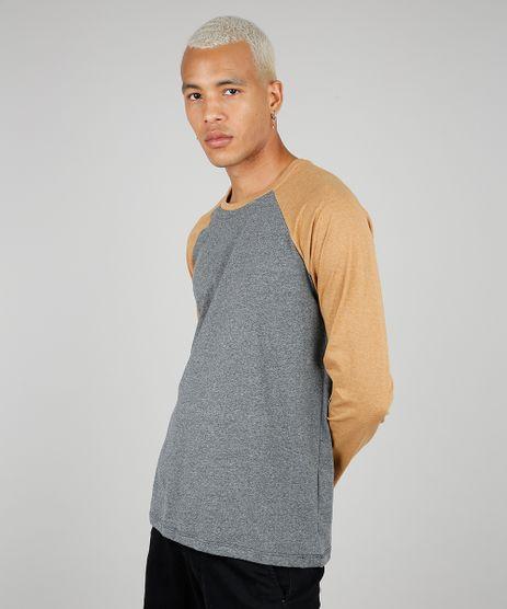 Camiseta-Masculina-Basica-Manga-Longa-Raglan-Gola-Careca-Cinza-Mescla-9556142-Cinza_Mescla_1
