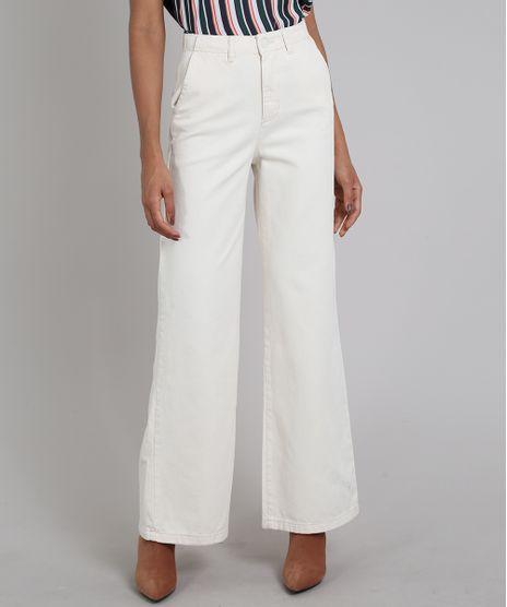 Calca-de-Sarja-Feminina-Pantalona-Off-White-9594603-Off_White_1