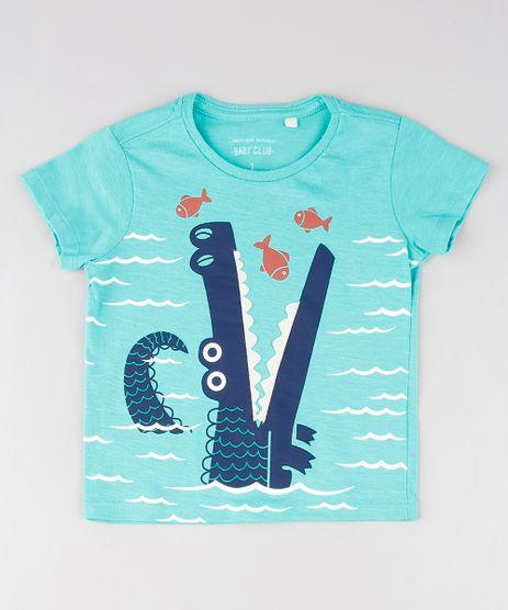 Camiseta-Infantil-Estampa-Interativa-de-Jacare-Manga-Curta-Gola-Careca-Verde-Claro-9530787-Verde_Claro_1