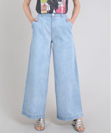 Calca-Jeans-Feminina-Mindset-Reta-Alfaiatada-Azul-Claro-9669439-Azul_Claro_1