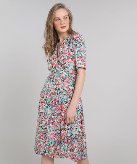 Vestido-Feminino-Mindset-Envelope-Estampado-Floral-Manga-Curta-Rosa-9645191-Rosa_1