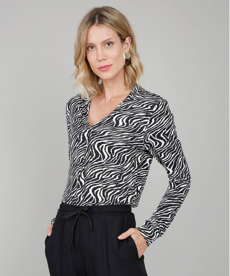 Camisa-Feminina-Estampada-Animal-Print-Manga-Longa-Gola-Esporte--Branca-9554564-Branco_1