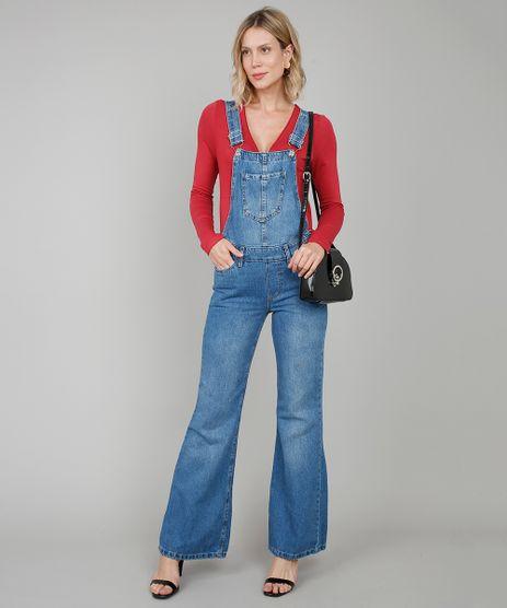 Macacao-Jeans-Feminino-Pantalona-Azul-9594635-Azul_1