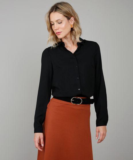 Camisa-Feminina-Ampla-Manga-Longa--Preta-9540586-Preto_1