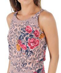 3d9cb60386 ... Vestido-Longo-Estampado-Floral-Rosa-Claro-8542608-Rosa Claro 1