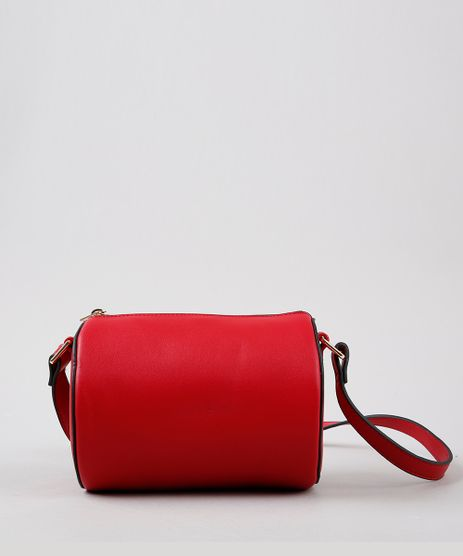Bolsa-Feminina-Transversal-Pequena-Cilindro-Vermelha-9485379-Vermelho_1