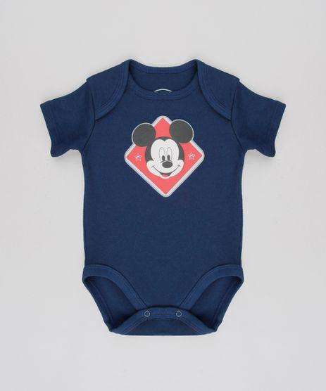 Body-Infantil-Mickey-Manga-Curta-Azul-Marinho-9601978-Azul_Marinho_1