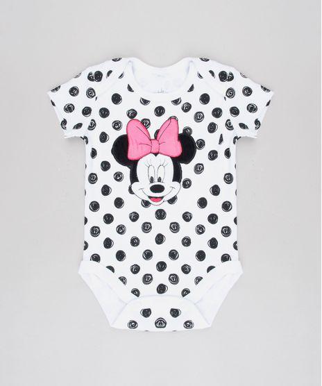 Body-Infantil-Minnie-Estampado-de-Poa-Manga-Curta-Branco-9442339-Branco_1