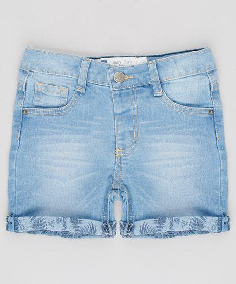 Bermuda-Jeans-Infantil-com-Bolsos-Azul-Claro-9594385-Azul_Claro_1