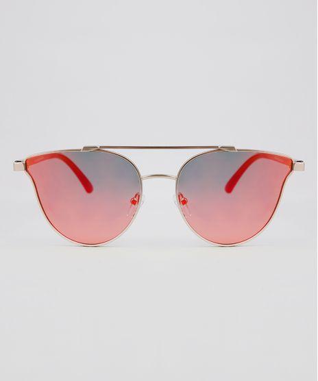 Oculos-de-Sol-Redondo-Feminino-Oneself-Prateado-9631578-Prateado_1