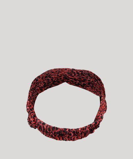 Faixa-de-Cabelo-Estampada-Animal-Print-Vermelha-9506921-Vermelho_1