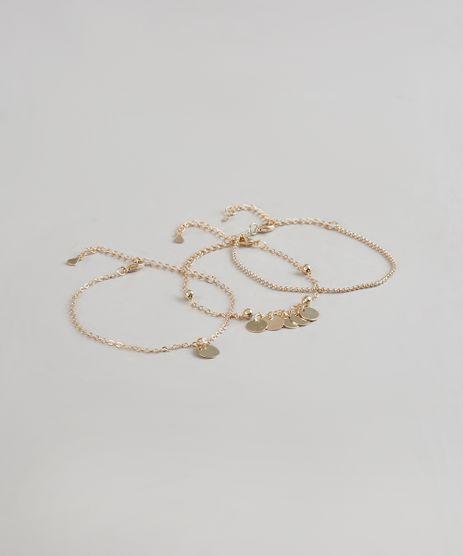Kit-de-3-Pulseiras-Femininas-com-Pingentes-Dourado-9544852-Dourado_1