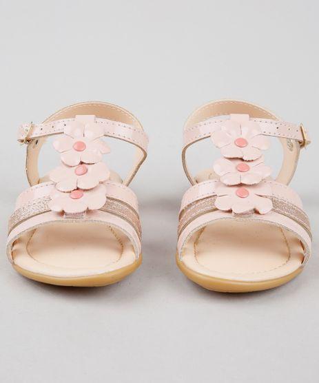 Sandalia-Infantil-com-Flor-e-Brilho-Rose-9585363-Rose_1