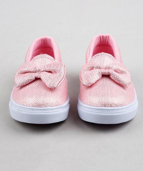 Tenis-Infantil-Slip-On-com-Glitter-e-Laco-Rosa-9585300-Rosa_1