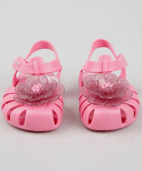 Sandalia-Infantil-Zaxy-Nina-com-Flor-e-Glitter-Rosa-9605560-Rosa_1