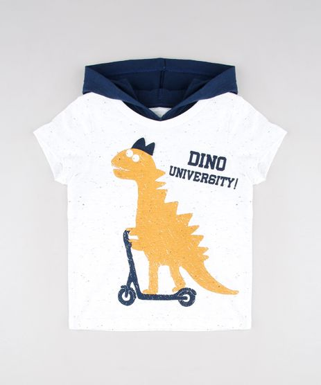 Camiseta-Infantil-Dinossauro-com-Capuz-Manga-Curta-Off-White-9570585-Off_White_1