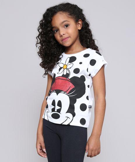 Blusa-Infantil-Minnie-Estampada-de-Poa-Manga-Curta-Off-White-9547650-Off_White_1