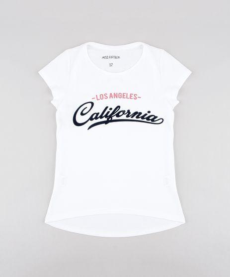 Blusa-Infantil--California--Manga-Curta-Decote-Redondo-Off-White-9302138-Off_White_1