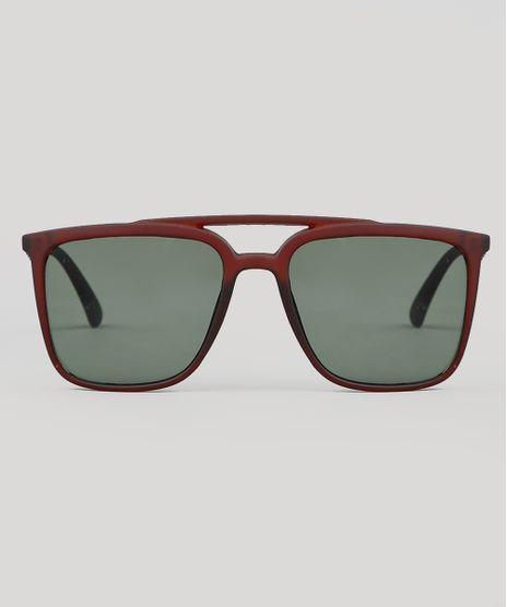 Oculos-de-Sol-Quadrado-Masculino-Oneself-Marrom-9671573-Marrom_1