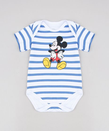 Body-Infantil-Mickey-Listrado-Manga-Curta-Branco-9601979-Branco_1