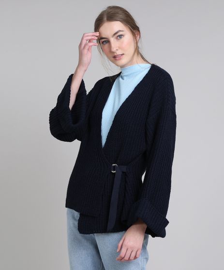 Kimono-Feminino-Mindset-Transpassado-em-Trico-Decote-V-Azul-Marinho-9674895-Azul_Marinho_1